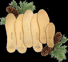 Стельки из Ливанского кедра