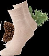 Антибактериальные носки