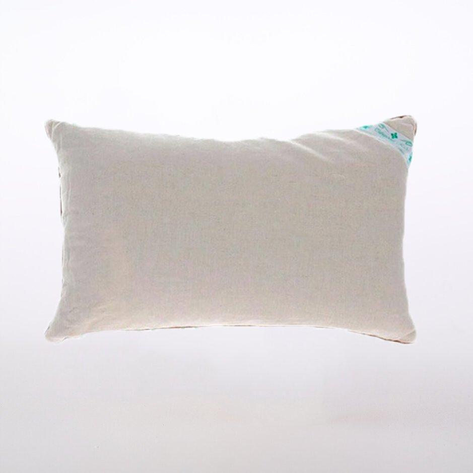 Подушка «Алтайская» с пленкой кедрового ореха и лузгой гречихи