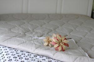 Одеяло с конопляным наполнителем (полутороспальное или двуспальное)