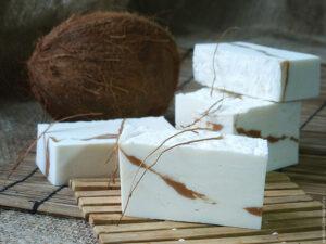 мыло из кокосового масла купить