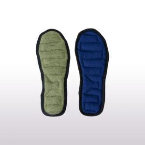 Стельки противогрибковые, антимикробные с лузгой гречихи «Здоровье ваших ног»