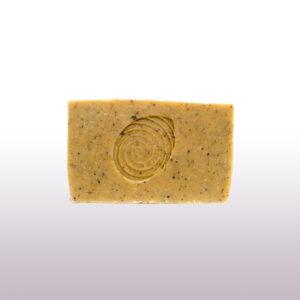 Мыло из конопли «Конопля & белая глина»