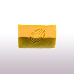 Мыло из конопли «Конопля & нероли-лайм»