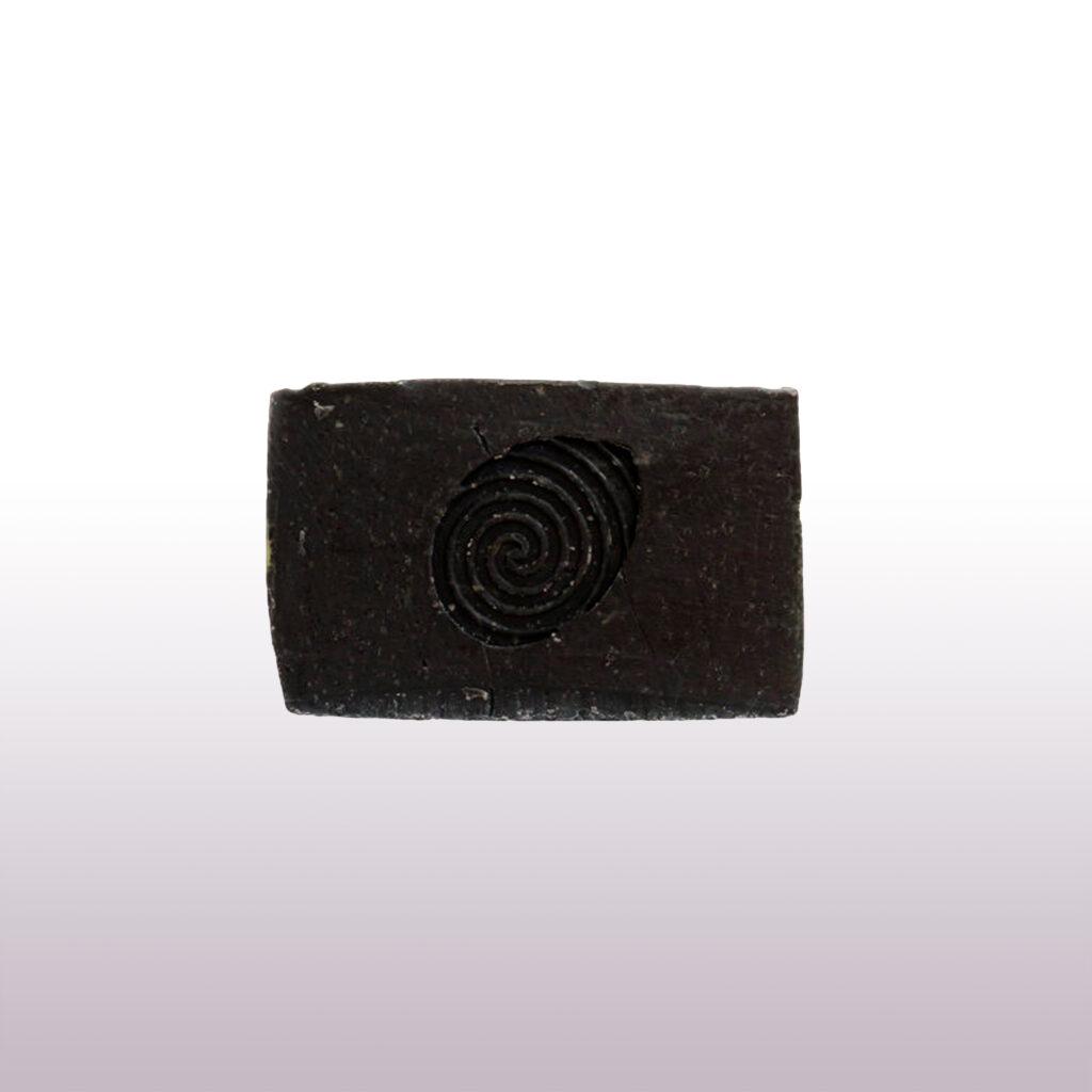 Мыло из конопли «Конопля & уголь»