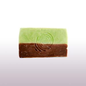 Мыло из конопли «Конопля & Какао»