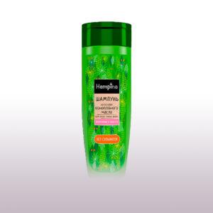 Шампунь «Hempina Укрепление и красота» для всех типов волос