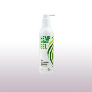 Гель для умывания конопляный Hemp Cleansing Gel